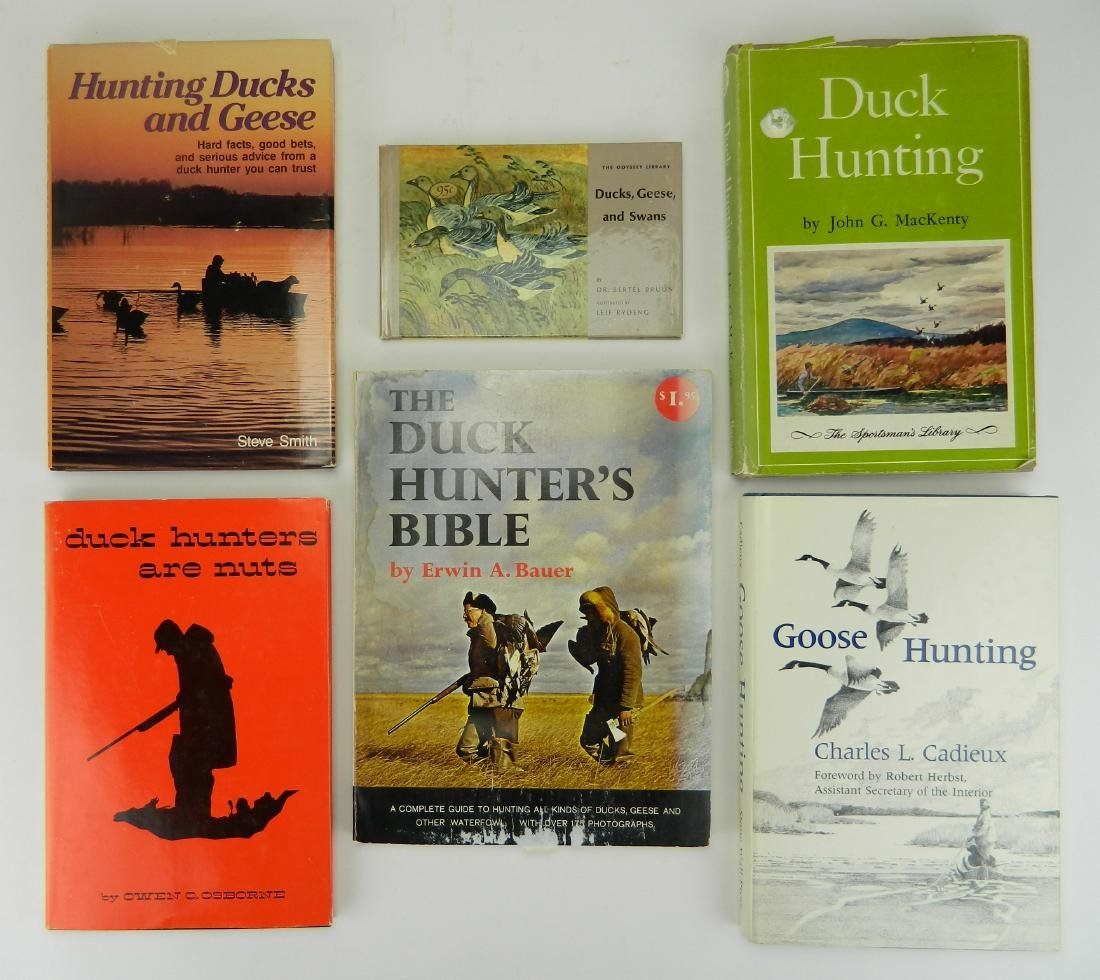 16 Books on Ducks and Geese - 3