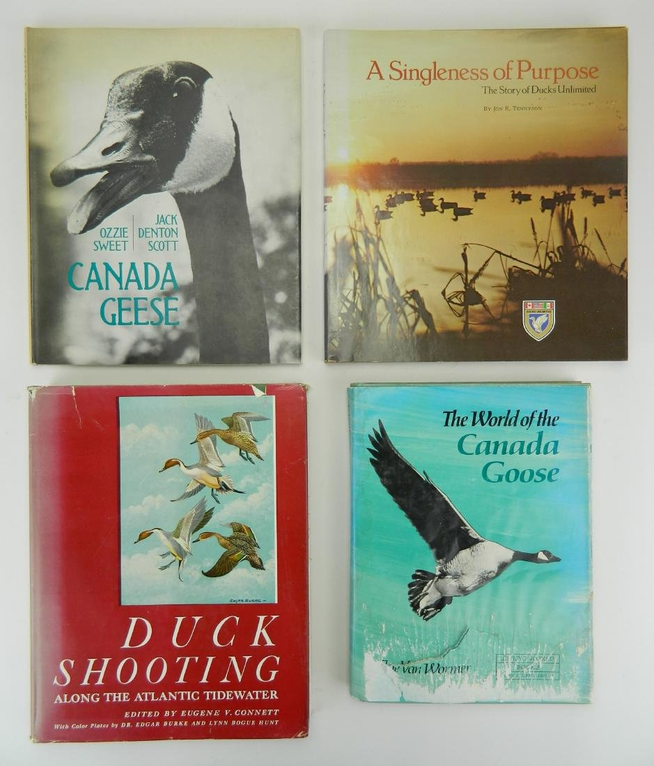 16 Books on Ducks and Geese - 4