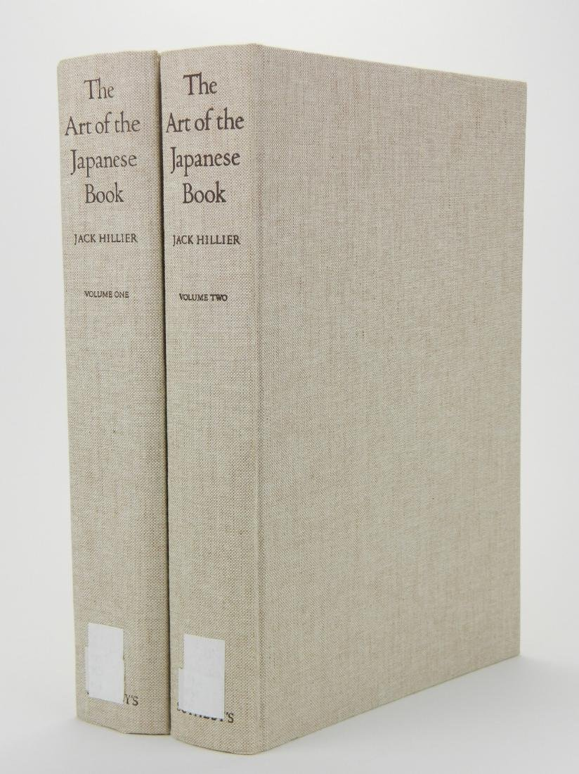 Hillier- The Art of the Japanese Book