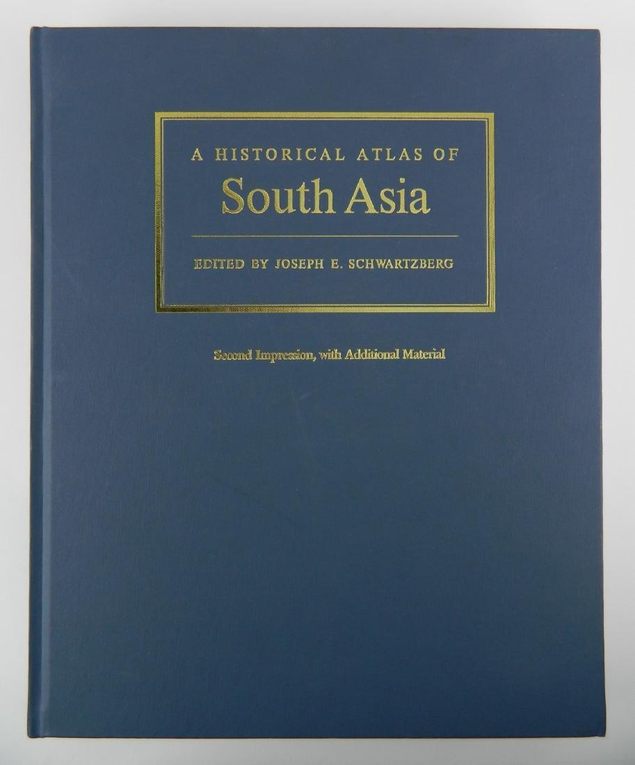 J. Schwartzberg- ''A Historical Atlas of Soouth Asi