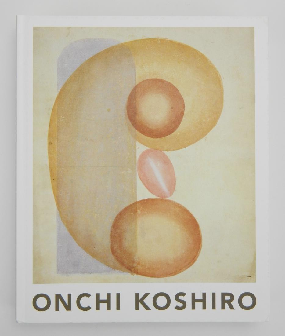 Koshiro Onchi book