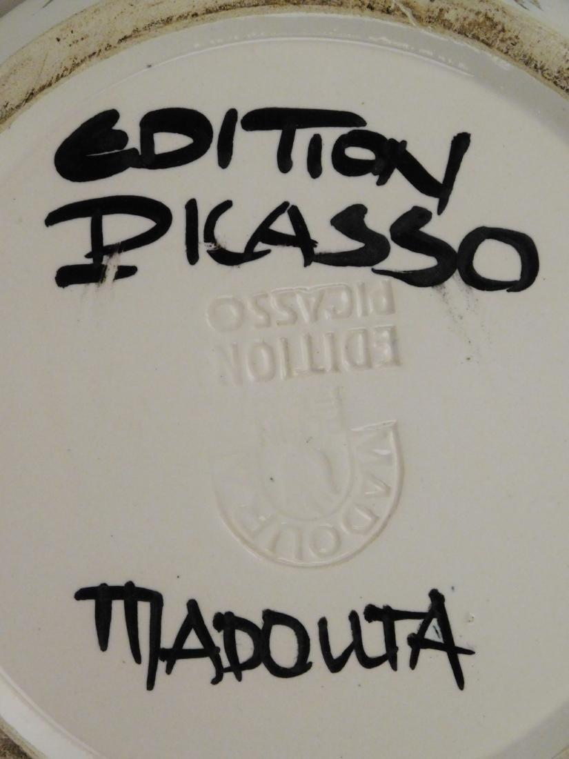 Pablo Picasso ceramic pitcher - 7