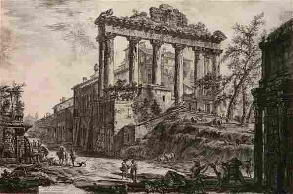 Giovanni Prianesi etching