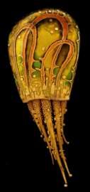 John Paul Miller brooch