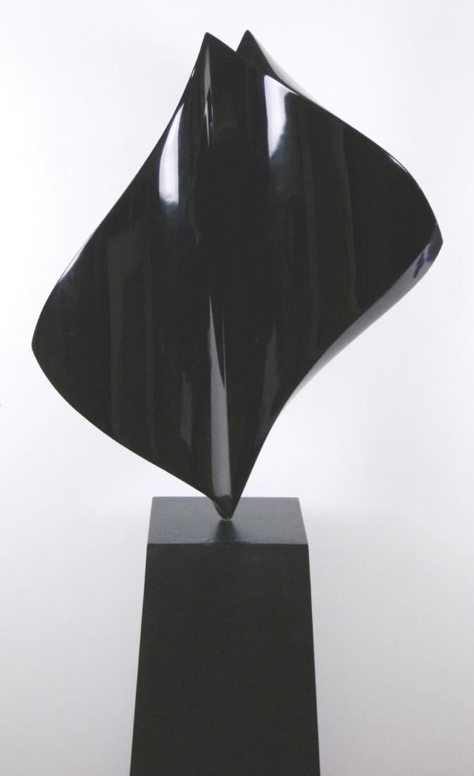Fred Schmidt sculpture