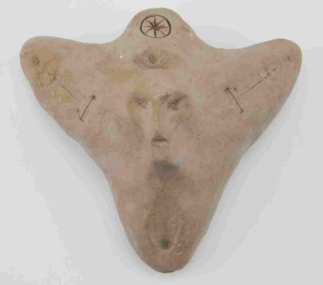 Gary Spinosa ceramic sculpture
