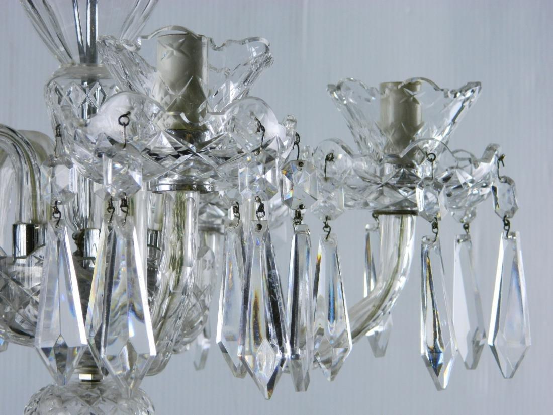 Waterford Crystal Chandelier - 3