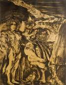 Francisco Corzas lithograph