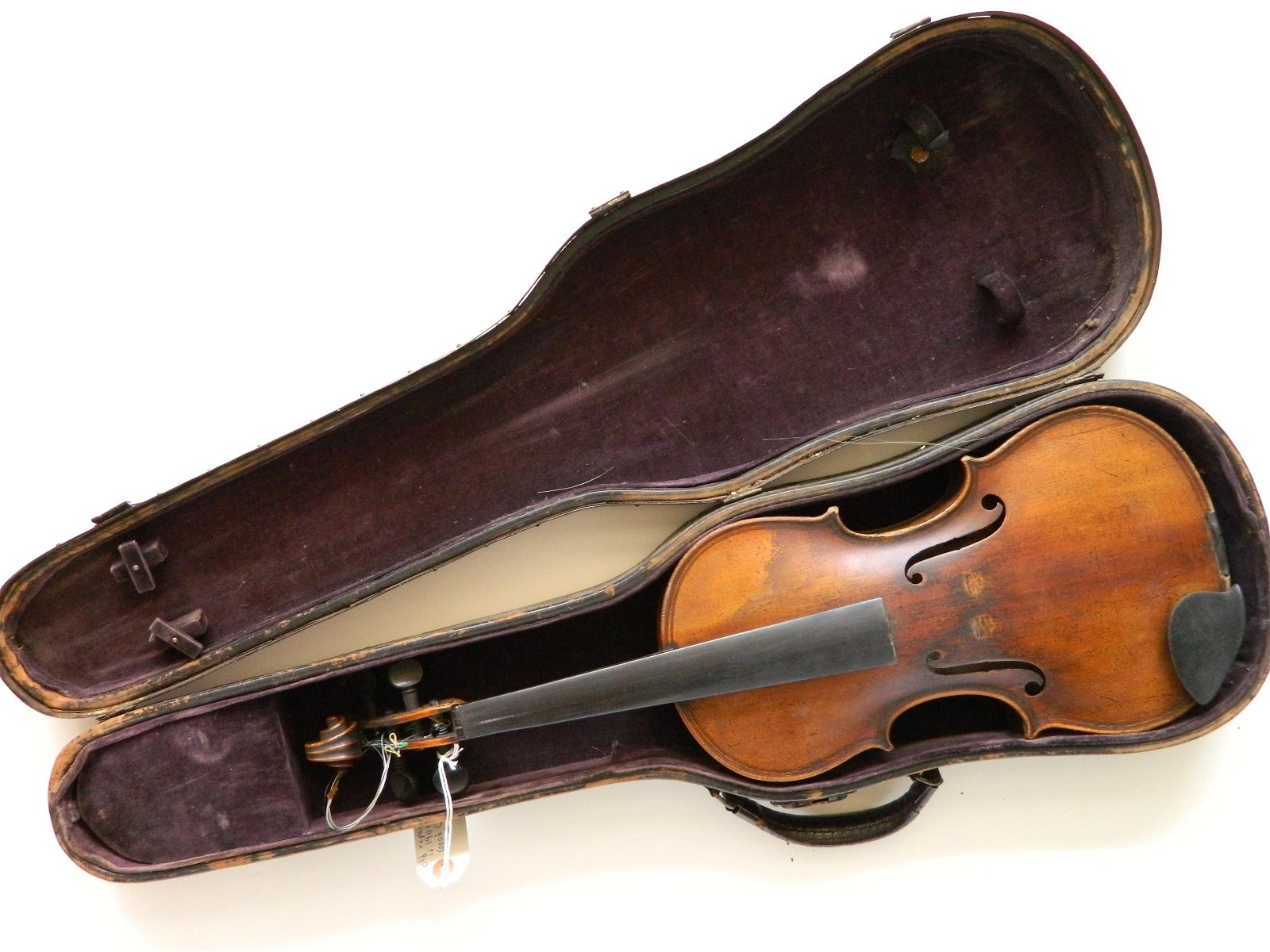 Caspar De Salo model violin