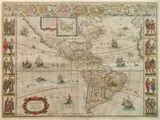 Wilem J. Blaeu map