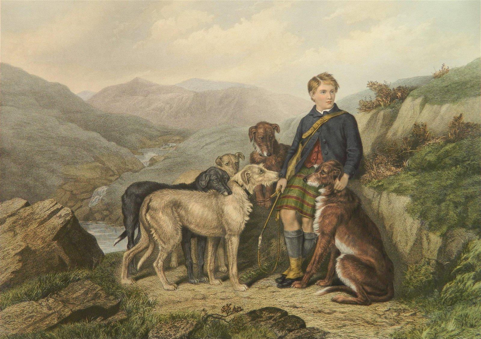 Edward Gilbert Hester engraving