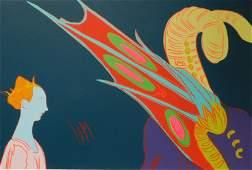 Andy Warhol silkscreen