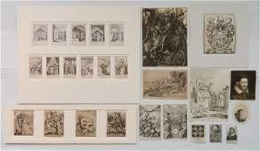 26 Miscellaneous engravings and etchings