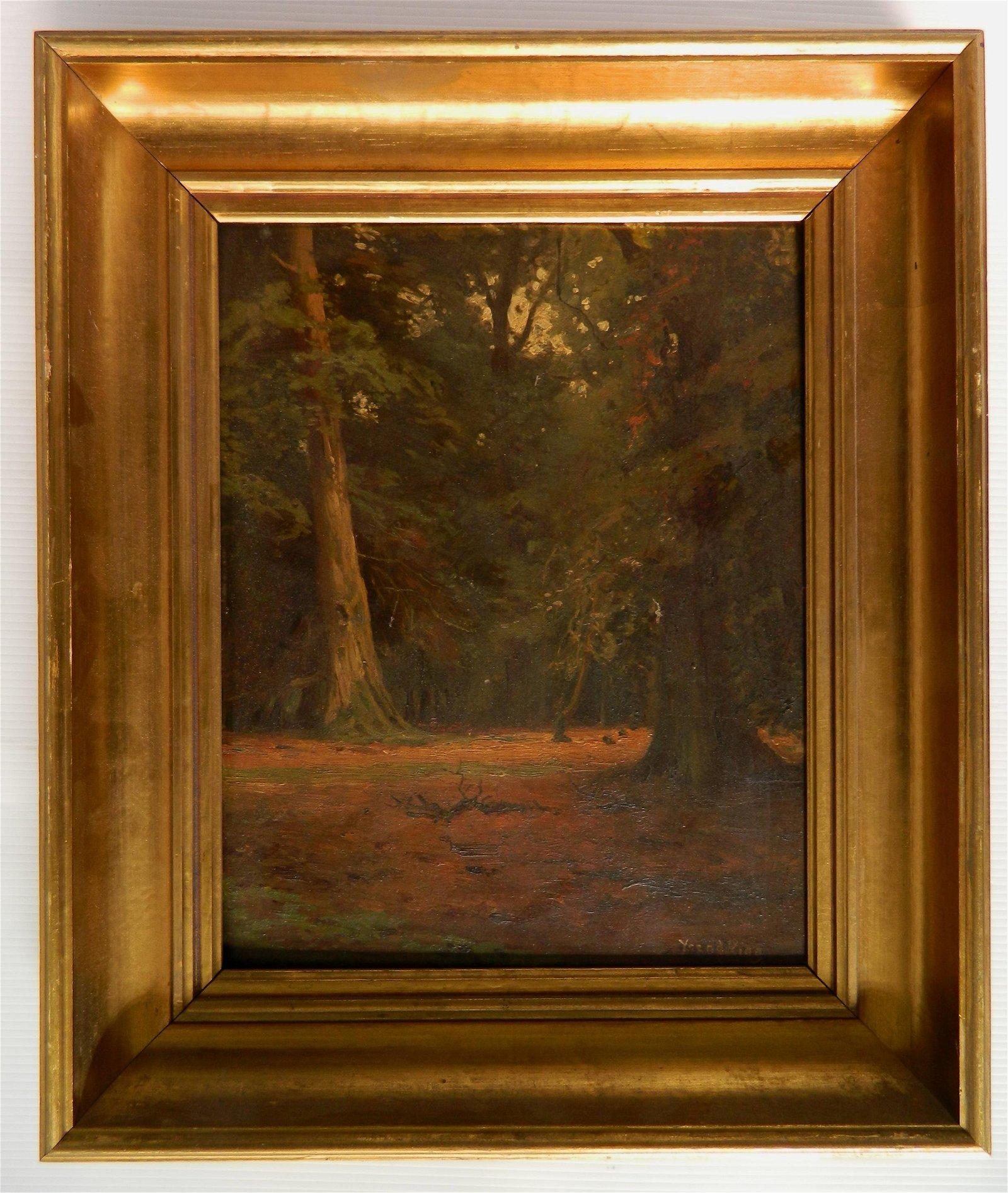 Henry John Yeend-King oil