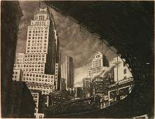 Samuel L. Margolies etching