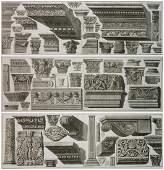 3 G. B. Piranesi engravings