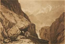 After Joseph M. W. Turner engraving