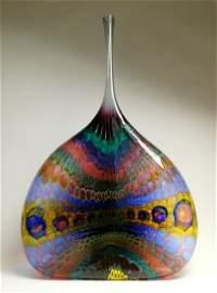 Steven Rolfe Powell glass sculpture