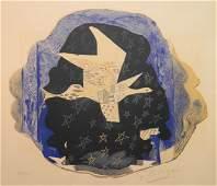 George Braque lithograph