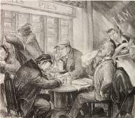 Don Freeman lithograph