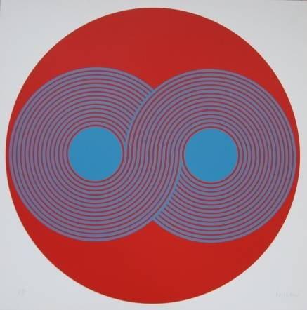 11: Kyohei Inukai lithograph