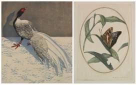2 Hans Frank woodcuts