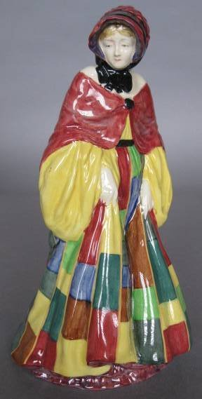 19: Royal Doulton Porcelain Figurine