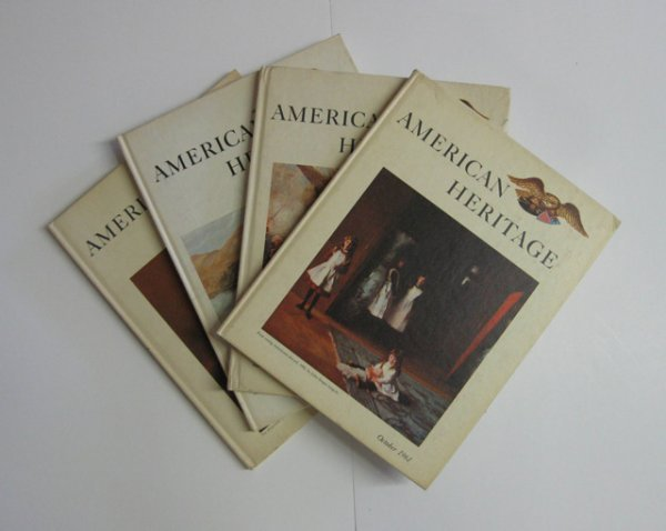 8: 15 books on American history
