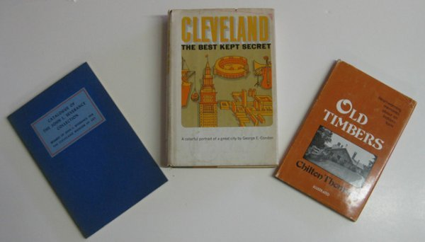 11: 15 books on Cleveland and Great Lakes