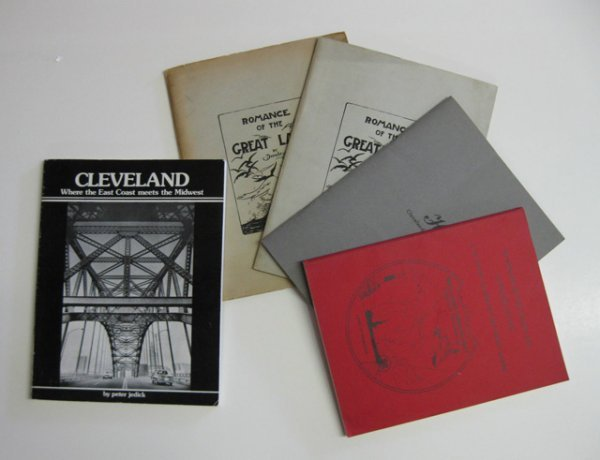 14: 15 books on landmarks and history of Cleveland