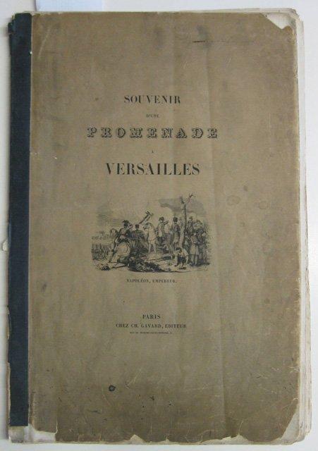 17B: ''Souvenir d'une Promenade a Versaille''