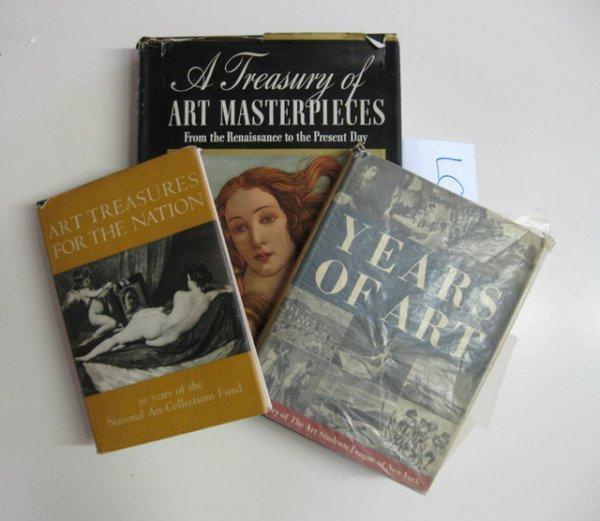 19: 10 books on art