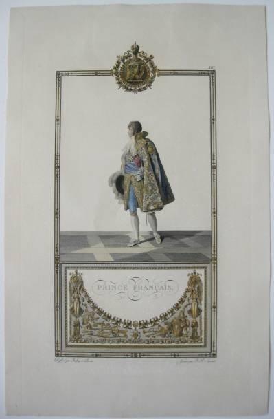 456: Historical and Botanical prints