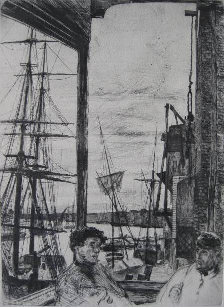1: Lot of etchings after Paintings