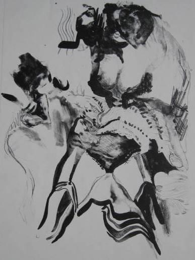 16: Contemporary American prints, ca. 1970's