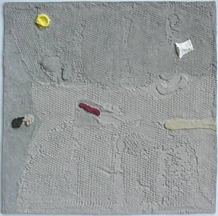 21: Suzanne Anker cast paper pulp
