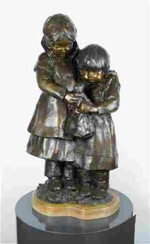 Glenna Goodacre bronze
