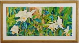 Ann Vandervelde acrylic