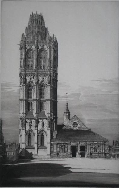 15: John Taylor Arms etching and aquatint