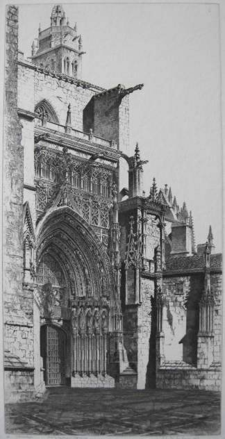 17: John Taylor Arms etching