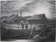 155 Jackson Lee Nesbitt lithograph