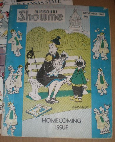 13: Mort Walker Missouri showme magazines