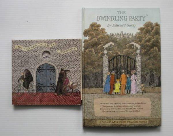 30: Pop-Up Books- Edward Gorey