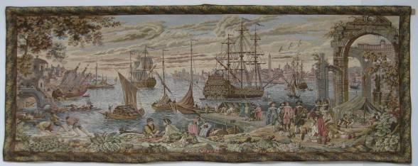 708: Nautical tapestry