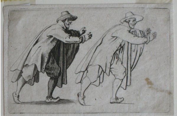 8: Jacques Callot etching