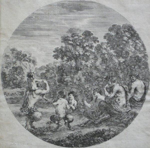 15: Stefano della Bella etching