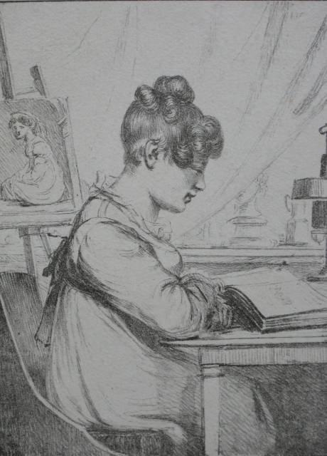 16: Baron Dominique Vivant Denon lithograph