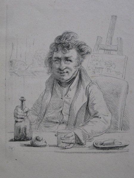 17: Baron Dominique Vivant Denon lithograph