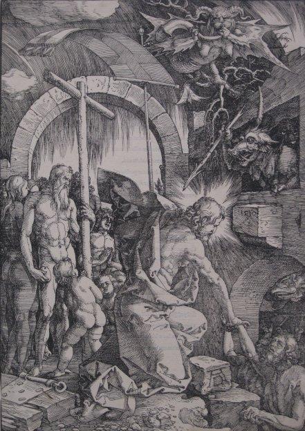 19: after Albrecht Drer woodcut