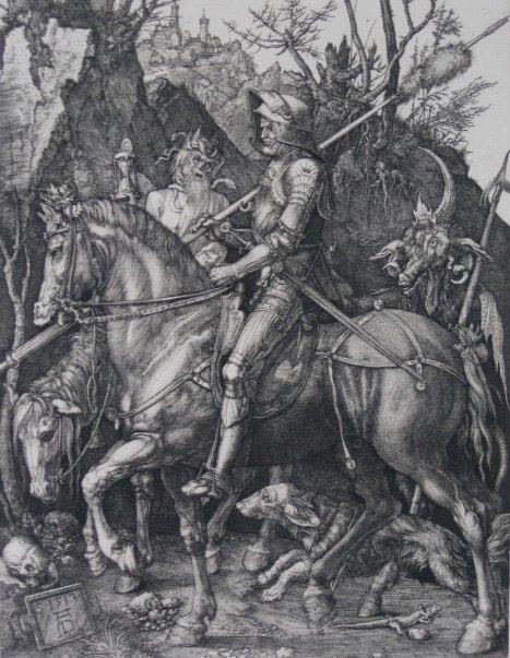 20: after Albrecht Drer engraving